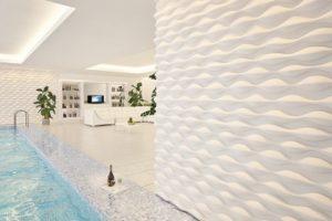 1.¿Colocacion y pintamos 3D panel decorativo de yeso paredes del diseño interior? 2.¿revestimientos de paredes? 3.¿Los más modernos paneles decorativos?