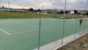 1.¿Empresa construcción de una cancha de tenis? 2.¿Empresa construcción de una campo de deportes? 3¿Colocacion pavimentos deportivos? 4¿Pavimentos acrílica?
